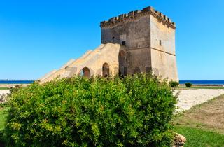 Torre Lapillo, Salento sea coast, Italy