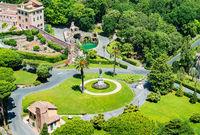 Courtyard Vatican