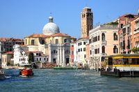 San Geremia Kirche am Canal Grande, Venedig