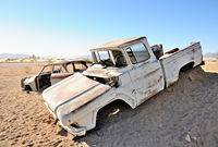 Oldtimer Naukluft Solitaire Namibia