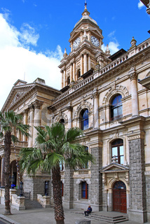 Altes Rathaus in Kapstadt, old City Hall in Cape Town, South Africa