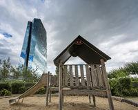 Kinderspielplatz EZB