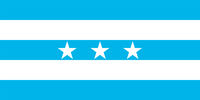 Guayaquil city flag