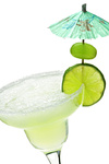 Margarita in a glass