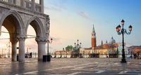 Morning over San Marco