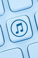 Musik hören downloaden Download runterladen herunterladen online Internet