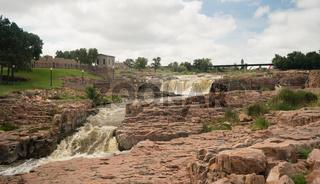 Water Flows Sioux Falls South Dakota