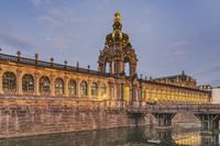 Zwinger, Dresden | Zwinger building, Dresden