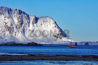 Ramberg auf den Lofoten