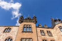 Schloss Wernigerode im Harz, Sachsen-Anhalt