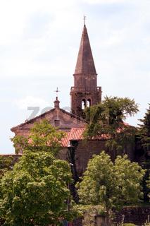 Kirche Groznjan