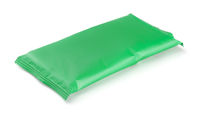 Green food package bag