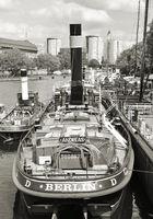 Frachtschiffe in Berlin