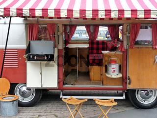 VW T1 Wohnmobil Oldtimer