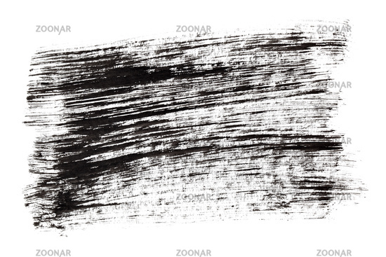 Black ink hatched texture