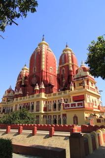 Der Laxminarayan Tempel