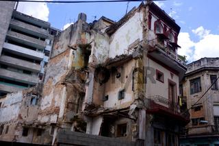 Ruinen Havannas,Kuba