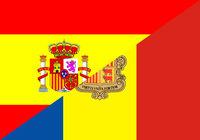 spain andorra flag