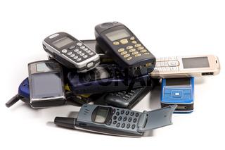 Alte Handys wd409