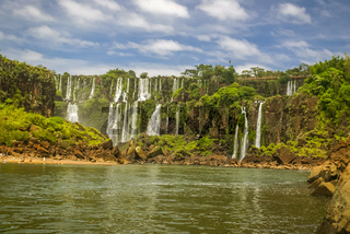 Waterfalls in Argentina