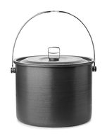 Camping cooking pot