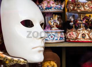 Traditional Venetian Mask
