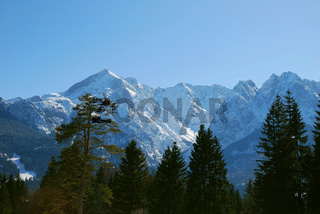 Alpen bei Garmisch