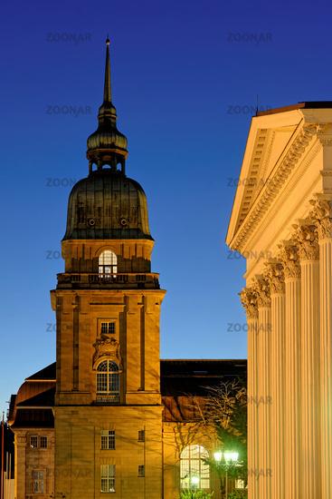 Darmstadt Karolinenplatz