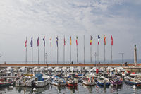 Hafen in Garda
