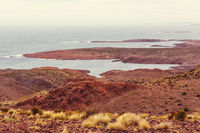 Argentina coast