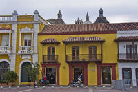 Cartagena, Colombia, street view