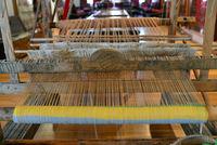 ancient greek loom