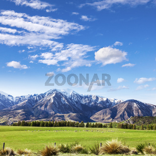 New Zealand High Country