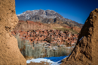 Mountain village Abyaneh