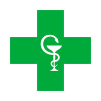 Medical Cross (with the bowl of Hygeia)