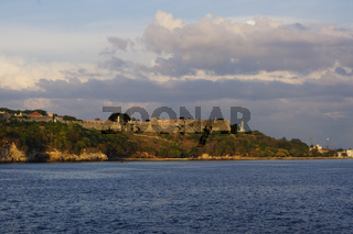 Castillo de los Tres Reyes del Morro,Havanna