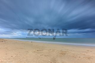 Xiamen Guanyinshan Seascape In China