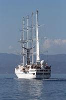 Viermaster Segelschiff