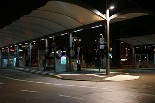 Busbahnhof Weinheim