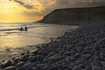 UK Glamorgan Southerndown Beach