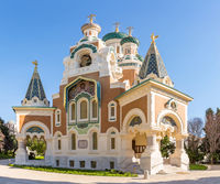 Orthodoxy church Nice France