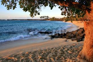 Beautiful Mahaiula Beach
