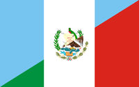 guatemala mexico flag