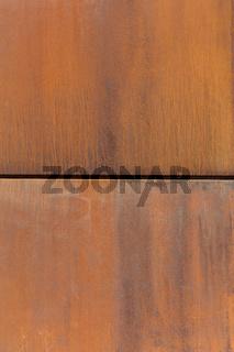 Alte Metall Textur mit Rost als Hintergrund