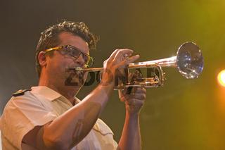 Thomas INDERKA, Big Band der Bundeswehr