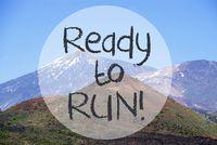 Vulcano Mountain, Text Ready To Run