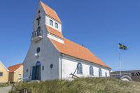 Swedish Seamans Church, Skagen, Denmark