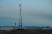 Telecommunications cell phone tower