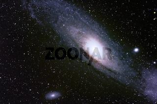 Andromeda Galaxie M 31