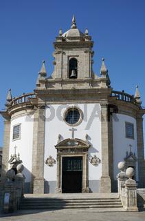 Church of Bom Jesus da Cruz, Barcelos, Portugal